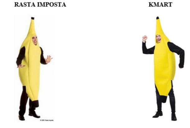 sc 1 st  PacerMonitor & Costume Maker Goes Bananas Over Alleged Copyright Infringement