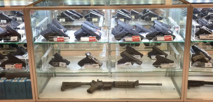 Firearm Suits Take Aim at Laws and Retailer Policies Increasing Gun Age to 21