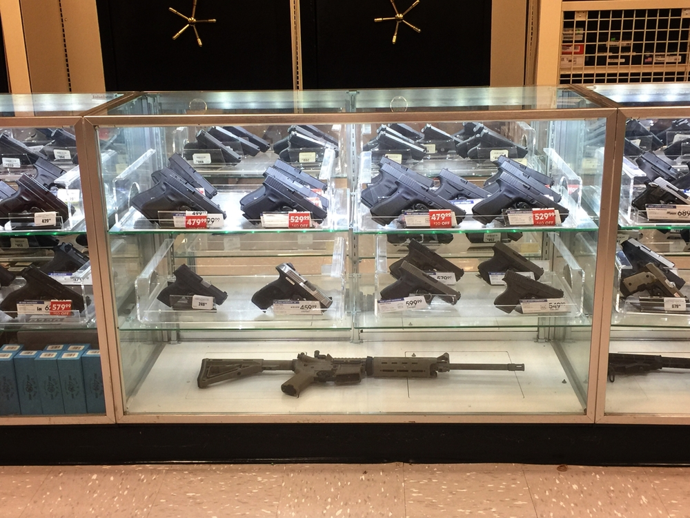 Firearm Suits Take Aim at Laws and Retailer Policies